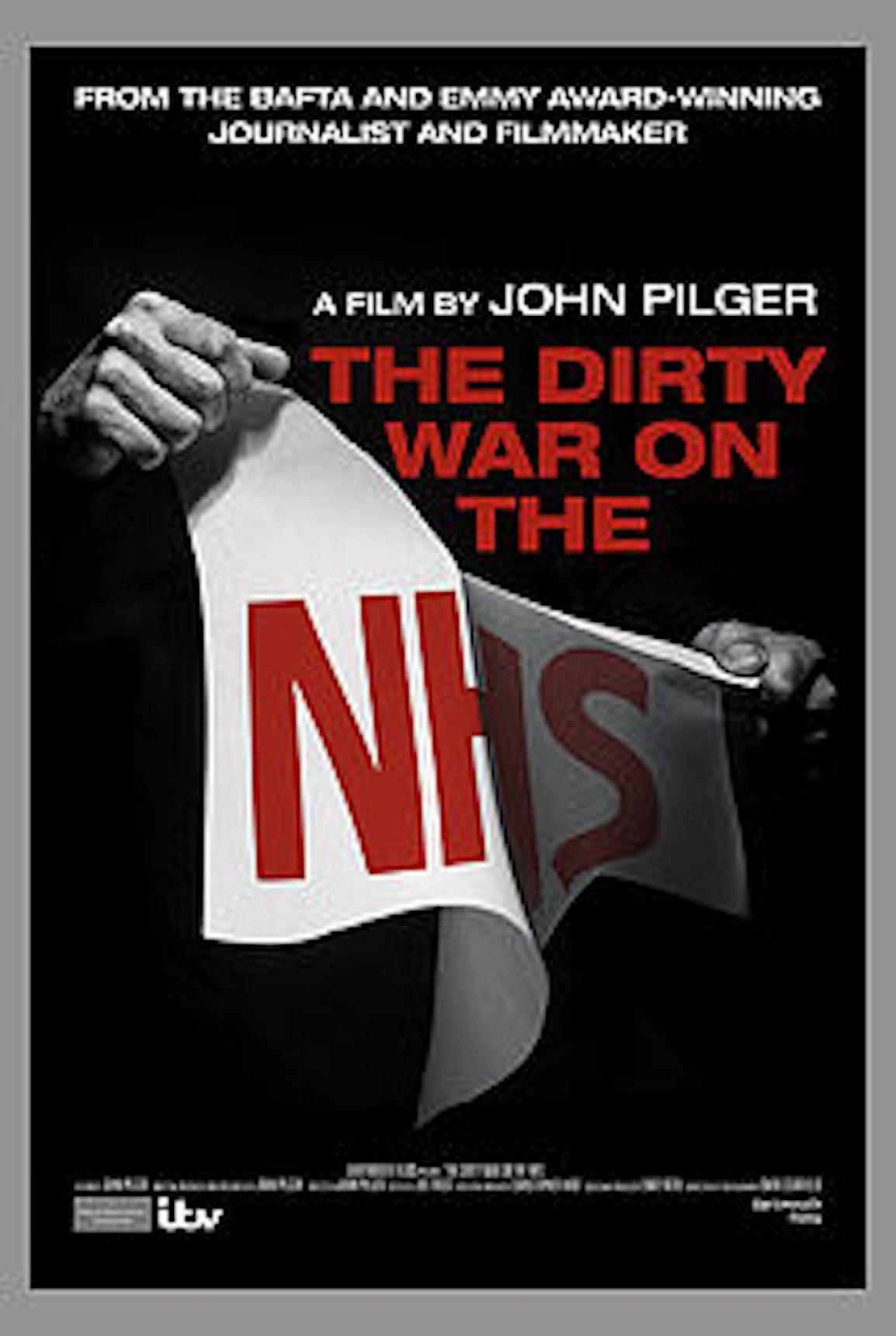 """Dirty War on the NHS"""